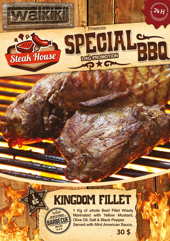 Waikiki Special BBQ